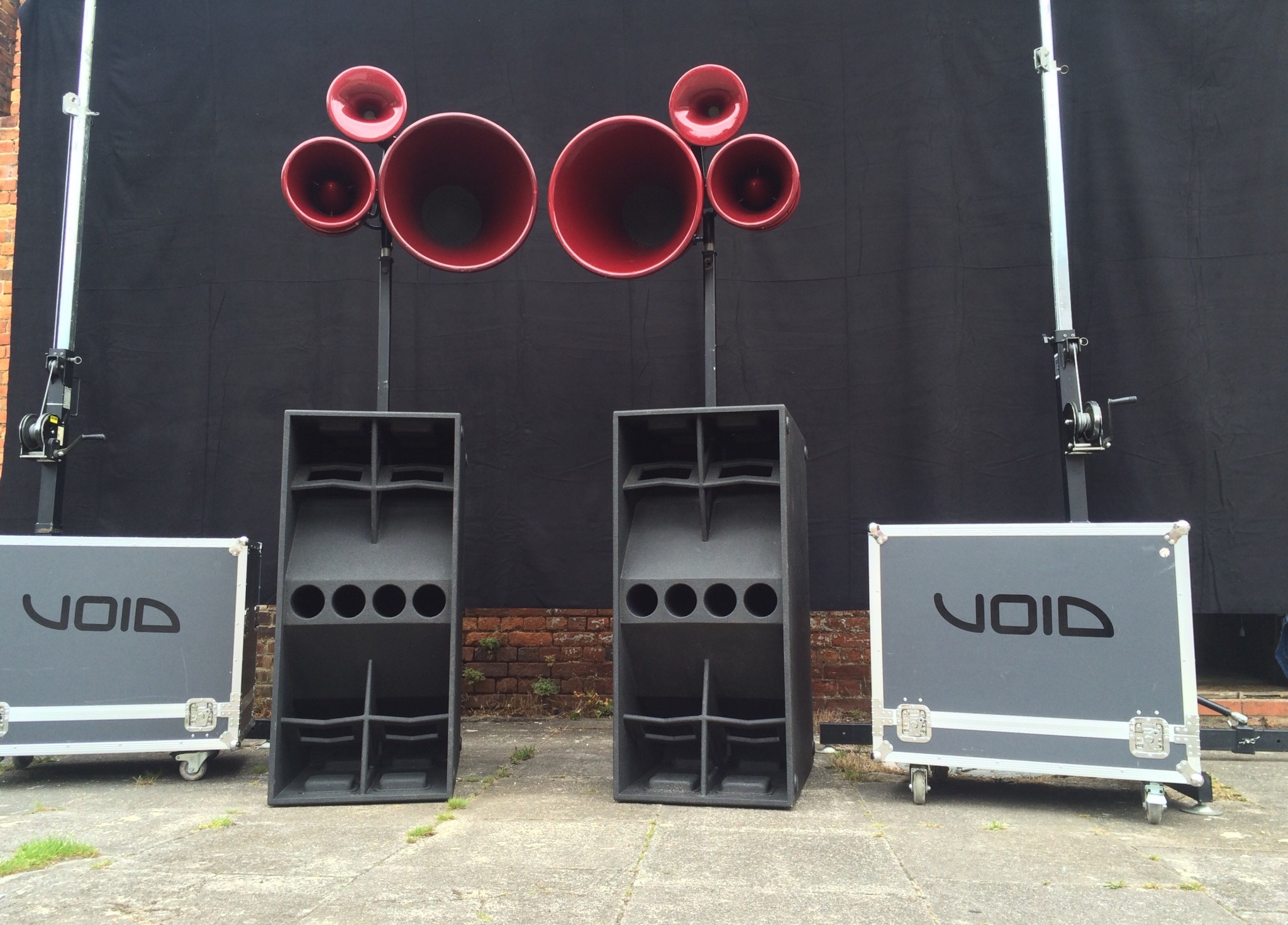 Bedford PA Hire Void Acoustics